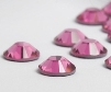 12ss ROSE - Swarovski Elements FLATBACK 144pcs