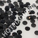 4mm BLACK Hot Fix Rhinestuds