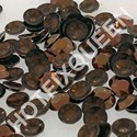 4mm BROWN Hot Fix Rhinestuds