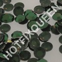 4mm GREEN Hot Fix Rhinestuds