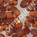 4mm ORANGE Hot Fix Rhinestuds