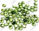 10SS PERIDOT Hot Fix Rhinestones