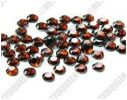 10SS SMOKED TOPAZ Hot Fix Rhinestones