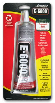 E-6000 Craft Glue 2oz